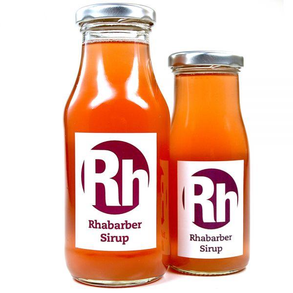 Rhabarber Sirup