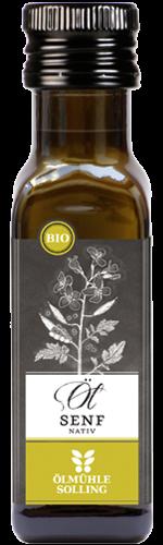 Bio Senföl nativ