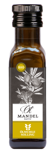 Bio Mandelöl nativ