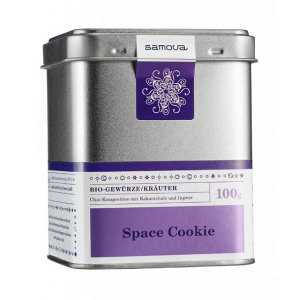 Bio KräuterTee Space Cookie