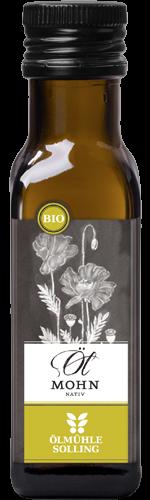 Bio Mohnöl nativ