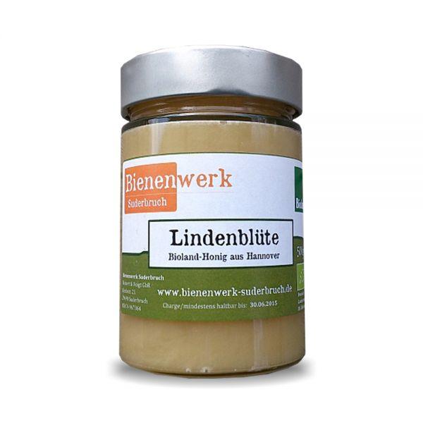 BioLand Lindenblüte Honig