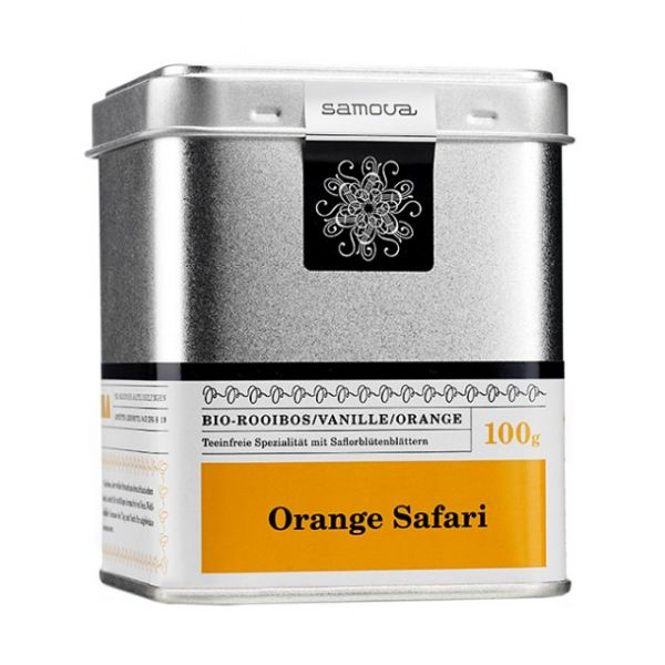 Bio Rooibos Orange Safari
