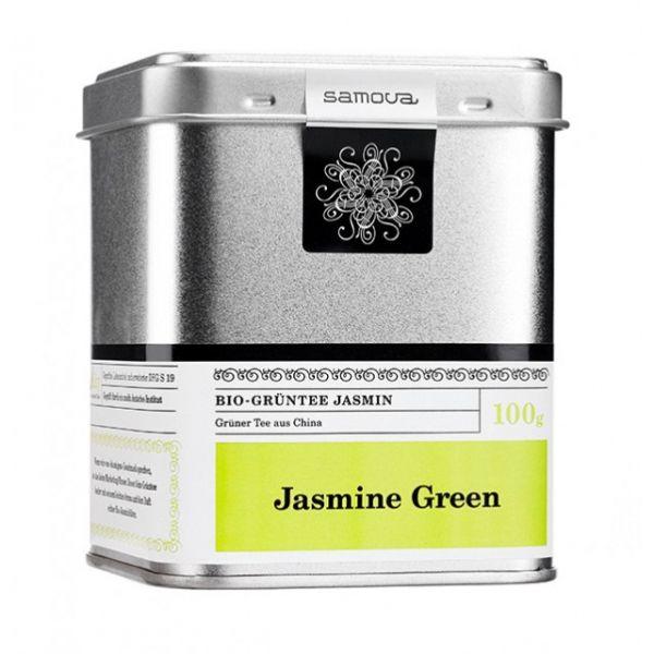Bio Grüntee Jasmine Green