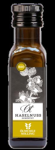 Bio Haselnussöl geröstet
