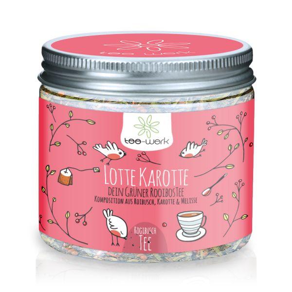 Lotte Karotte RooibuschTee