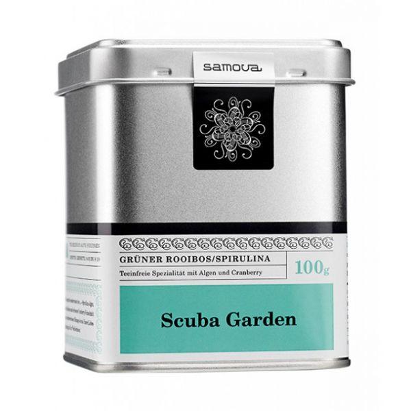 Grüner Rooibos Scuba Garden