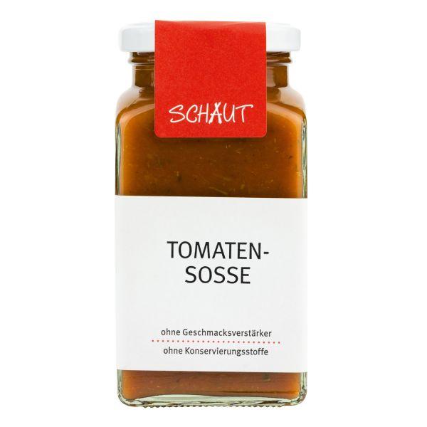 Pikante Tomatensoße