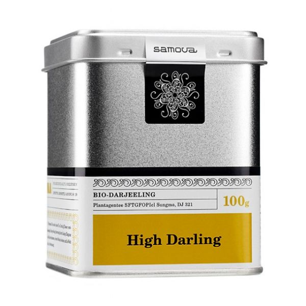 Bio Schwarztee High Darling